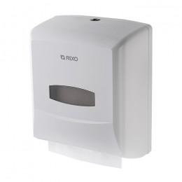Диспенсер для бумажных полотенец RIXO P238W Grande
