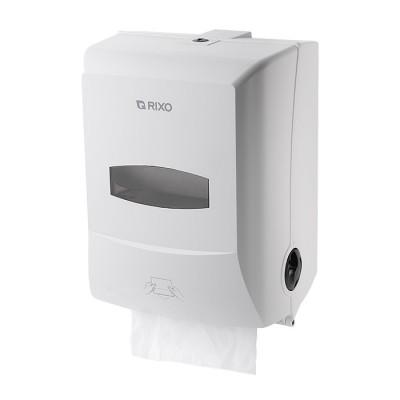 Диспенсер для бумажных полотенец полуавтоматический RIXO P588W Grande