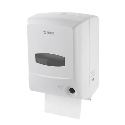 Диспенсер для бумажных полотенец сенсорный RIXO P688W Grande