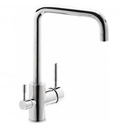 Смеситель для кухонной мойки c подключением к фильтрованной воде  GENEBRE TAU-Osmos 65702 18 45 66