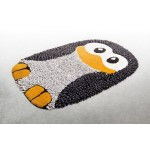 Коврик для ванной PHP 1314 Pingui 55х80 см Grigio