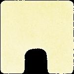 Коврик для туалета Spirella Highland 55x55 см