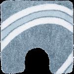 Коврик для туалета Spirella Curve 55x55 см