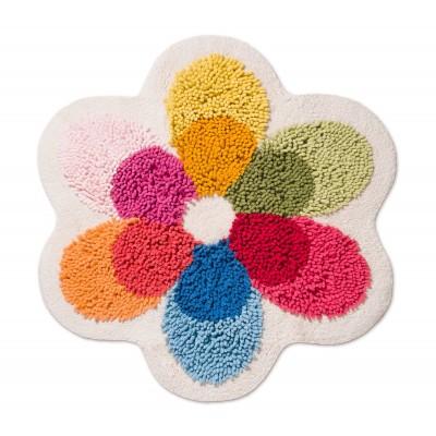 Коврик для ванной PHP NUMBER ONE FLOWER Color 75×75см