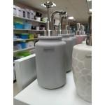 Дозатор для мыла керамика Spirella 10.19160 CEMENTсерый