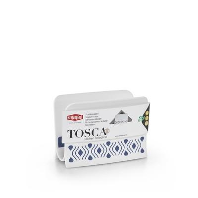 Держатель для салфеток Stefanplast 55351 Tosca голубой