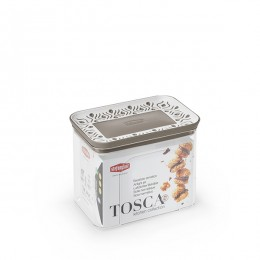 Емкость для хранения продуктов Stefanplast 55600 Tosca 1,2 литра