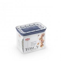 Емкость для хранения продуктов Stefanplast 55601 Tosca 1,2 литра