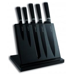 Магнитный блок с кухонными ножами, 5 шт TB Groupe 443610