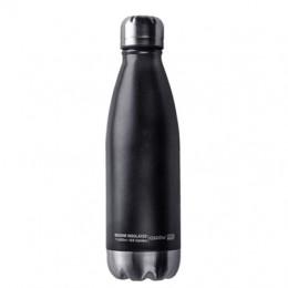 Термобутылка 0,51 л ASOBU SBV17 black-silver