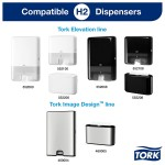 Листовые полотенца Tork 120288  Xpress® сложения Multifold мягкие