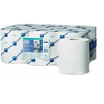 Протирочная бумага Tork 473472 Reflex™ Plus рулон с центральной вытяжкой