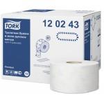 Туалетная бумага Tork 120243 в мини-рулонах мягкая