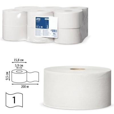 Туалетная бумага Tork 120197 в мини-рулонах