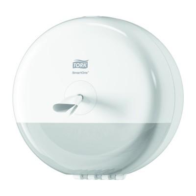 Диспенсер для туалетной бумаги Tork 681000 SmartOne® в мини-рулонах, белый