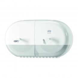 Диспенсер двойной для туалетной бумаги Tork 682000 SmartOne® в мини-рулонах, белый