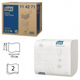 Туалетная бумага листовая Tork 114271 Advanced