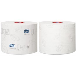 Туалетная бумага Tork 127530 Mid-size в миди-рулонах