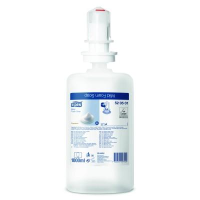 Мыло-пена для рук Tork 520501 мягкое