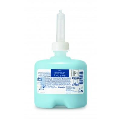 Жидкое мыло-гель Tork 420602 для тела и волос, мини