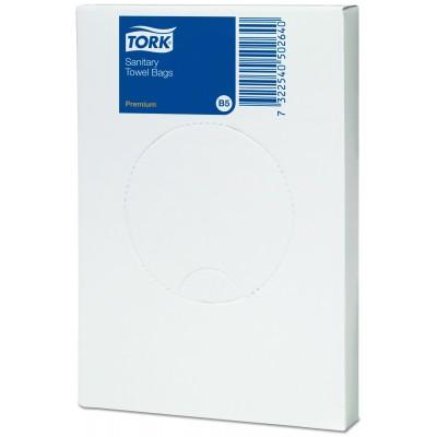 Гигиенические пакеты полиэтиленовые Tork 204041 Premium 25 шт
