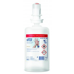 Пенное дезинфицирующее средство для рук Tork 520101 Premium