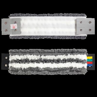 Моп плоский на кнопках VDM 3504 c микрофиброй, 45*10