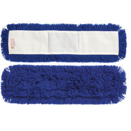 Моп синтетика VDM с карманами для сухой и влажной уборки