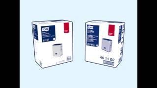 Montage Tork Image Design Tork Matic® Sensorspender für Rollenhandtücher (H1 System)