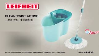 Leifheit Clean Twist - TV-spot - April 2017