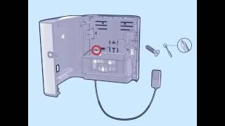 Netzadapter Tork Image Design Tork Matic® Sensorspender für Rollenhandtücher (H1 System)