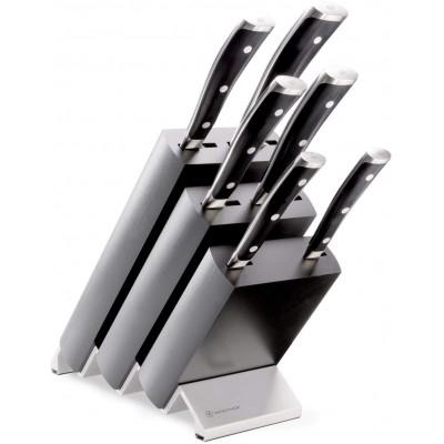 Блок с ножами, 7 пр. Wuesthof 1090370601 Classic Ikon
