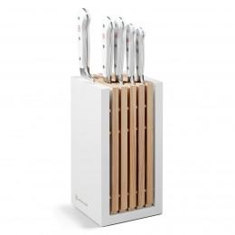 Блок с ножами, 6 пр. Wuesthof 1090270501 Classic White